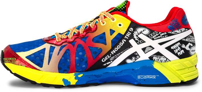 separation shoes 7efca 3faff mens asics gel noosa tri 9 red grey